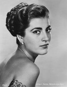Irene Papas, 1956