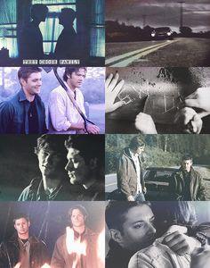 Supernatural. Sam and Dean.