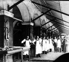 Markets of New Orleans: French Market Butchers,... - GIBBERJABBER