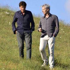 Gianni Morandi e Claudio Baglioni