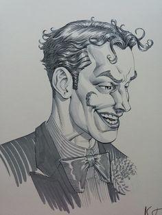 The Joker by Mike S. Miller *