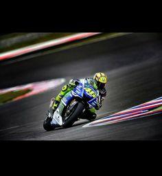 Valentino Rossi Argentina free practice 2014