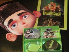 kit de regalo paranorman para hacer cupcakes y cookies