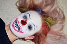 ViktoriaSarina: Halloween Make Up - Clown