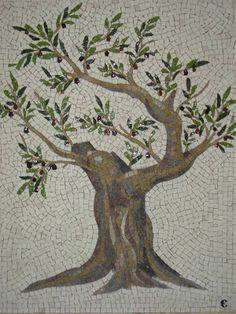 MOSAIC - MOSAIC: Mosaics Contemporary-Modern mosaics
