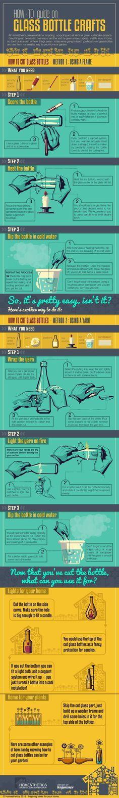 44 einfache DIY Wein Flaschen Handwerk und Ideen auf wie zu geschliffenem Glas P991S Homesthetics