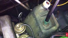 ติดตั้งถังดักไอน้ำมัน isuzu d-max !! oil trap tank 五十铃 04