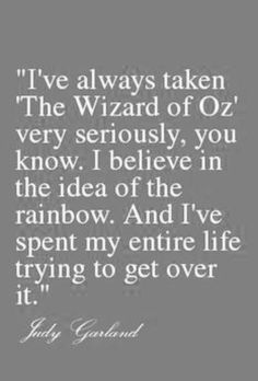 """Wizard Of Oz Love Quotes Enchanting On One Hand Dorothy Is """"passing Over"""" Becoming Like Miss Gulch"""