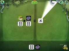 Apprendre l'algèbre dans un Puzzle Game mettant en scène un dragon timide, voilà l'objectif pour le moins original de DragonBox 12+ !