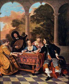 Van Loo 1640-70 - Pinterest