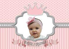 Prenses Temalı Doğum Günü afişi