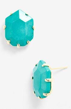 Kendra Scott 'Morgan' Stud Earring available at #Nordstrom