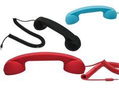 Telefonlur Pop phone   Trycksaker   Designtorget