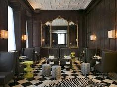 india mahdavi- hotel bar