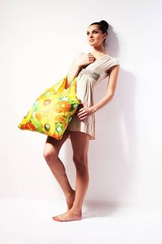 Going somewhere? Take a pretty, packable bag. Summertime 1 Bag in styleosophy's store on Consignd - $9.95