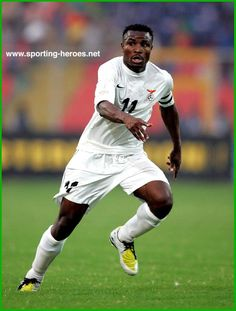 Christopher Katongo - Zambia - African Cup of Nations 2008