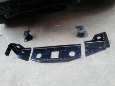 TOYOTA TUNDRA Winch Mounting Plate, Toyota Tundra