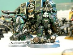 Alpha Legion, Pre Heresy, Space Marines, Warhammer 40,000
