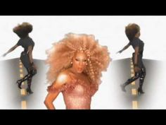 """Version featuring Bebe Zahara Benet, Nina Flowers, and Rebecca Glasscock. RuPaul's new music video for """"Cover Girl,"""" the first single off RuPaul's  album """"Champion""""."""