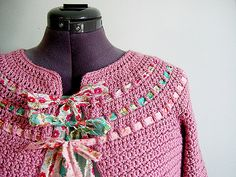 Ravelry: Millie Cardigan by Alicia Paulson