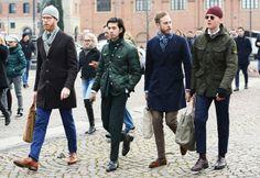 Street Style: Pitti Uomo 2014