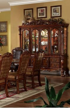 Buffet With Hutch Dining Room Hutch, Dining Buffet, Kitchen Dining, Acme  Furniture,