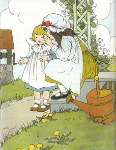 The Peter Patter Book, author: Leroy F. Jackson, illustrator: Blanche Fisher Wright