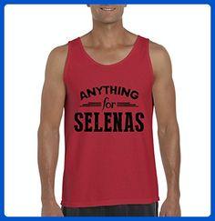 Ugo Anything for Selenas Elegant Movies Gift 4 Xmas Birthday Mothers Day Men's Tank Top - Birthday shirts (*Amazon Partner-Link)