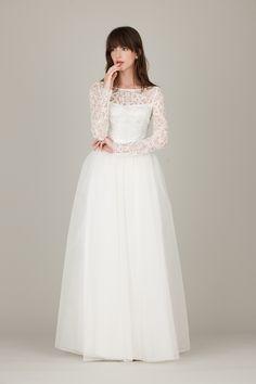 Heaven / therese & luise #weddingdress #Wedding