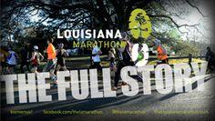 Louisiana Marathon…January 18th, 2015