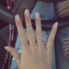 39 Stunning and Gorgeous Acrylic Nails Design You Should Try.- 39 Stunning And Gorgeous Acrylic Nails Design You Should Try In Fall And Winter – Nail Idea 07 💕💅💕 𝐒𝐭𝐮𝐧𝐧𝐢𝐧𝐠 𝐀𝐜𝐫𝐲𝐥𝐢𝐜 𝐍𝐚𝐢𝐥𝐬 💕 💕 💕 💕 💕 - Nail Art Designs, Acrylic Nail Designs, Nails Design, Nude Nails, Coffin Nails, Teal Nails, Manicure Y Pedicure, Nagel Gel, Nails On Fleek