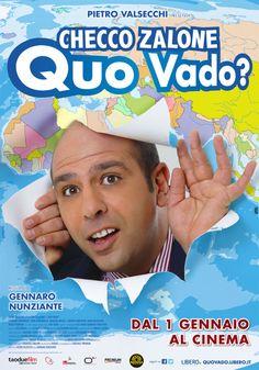 Meno ga e più satira. Ecco il nuovo #CheccoZalone di #Quovado