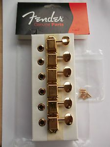 Fender Vintage Electric Guitar Tuning Machines Set of 6 Gold for sale online Fender Stratocaster, Classical Guitar, Wine Rack, Triangle, Japan, The Originals, Storage, Gold, How To Make