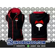 VEST UCHIHA CASUAL  Price : IDR 209K / USD 26 Material : Fleece Application : Screen Printing  Delivery from Indonesia  Contact : ORDER BBM : 590007F2 WA : 62 857 4161 3939 LINE : singobongso  RESELLER BBM : 7D7993CF WA : 62 89 659 326 456 email : singo.bongso@gmail.com  Facebook http://ift.tt/1XzdPBW Instagram http://ift.tt/210r841  www.singobongso.com  Singobongso Anime Clothing  #sasukeuchiha #narutouzumaki #narutoshippuden #sakuraharuno #sasuke #itachi #hinatahyuga #sai #gaara #naruto…