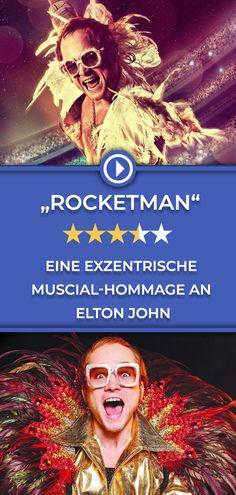 Ein knallbuntes Musical, voller Sex, Drugs and Rock&Roll, das dem einzigartigen Elton John sicher gefallen wird! Die ganze Kritik gibt's auf filmstarts.de! Dexter, Elton, Rock And Roll, Movies, Movie Posters, Movie, Dexter Cattle, Rock Roll, Films