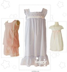 331355be60 Such a sweet nightgown for a little girl. Florencia · Camisones