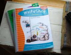 How we Homeschool: Writing and Reading. Tips for using Writeshop homeschool writing curriculum
