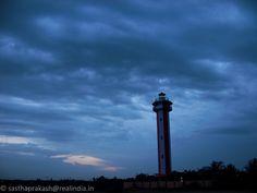 Poompuhar Lighthouse
