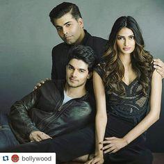 #Repost @BOLLYWOOD  @soorajpancholi @athiyashetty & @karanjohar shot by #subisamuel. Athiya's make up by the magician @jacobsadrian and hair by @aasifahmedofficial. . #bollywoodstylefile #bollywood #stylefile #india #indian #indianfashion #indianstyle #bollywoodstyle #delhi #mumbai #bollywoodactress #soorajpancholi #athiyashetty #karanjohar #aedilhaimushkil #koffeewithkaran #ranbirkapoor  #arjunkapoor #aishwaryaraibachchan #aishwaryarai #filmfare #filmfareindia @BOLLYWOOD  . For more follow…