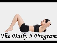 Check out this Sample Workout representative of my Beginning Daily 5 Program! To order my complete online Beginning. Pilates Workout, Pilates Mat, Exercise, Workouts, Pilates For Beginners, Pilates Instructor, Pole Star, Physical Therapist, New Students