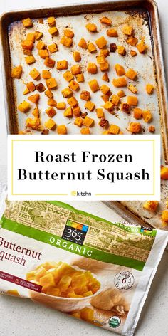 How To Roast Frozen Butternut Squash