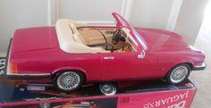 Barbie Jaguar XJS with Working Headlights by Mattel, 1994