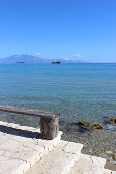 Island of Zakithos, Creece