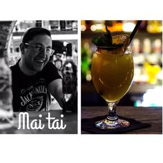 #maitai #drink #coctailbar #pub #gdansk #poland #fresh #rum #brugal #bruderschaft