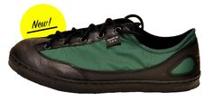 Pinyon Green Unisex Athletic Shoe at SOM Footwear. Go4 Made In America fd12cdbf6