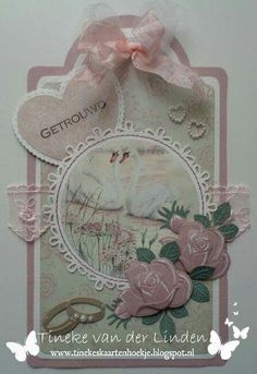 Marianne Design Cards, Shape Art, 3d Cards, Sympathy Cards, Tag Art, Wedding Cards, Decorative Boxes, Scrapbook, Shapes