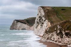 Jurassic Coast, England, by Gary Arndt