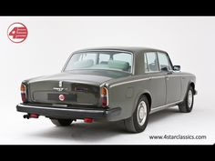 Rolls Royce Silver Shadow II