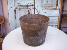 antique buckets - Google Search