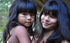 ..focus..damn it! brazilian indians